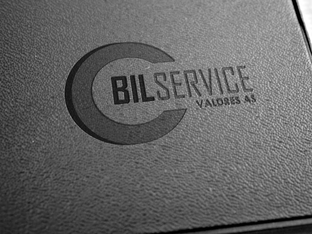 Bilservice Valdres, logo