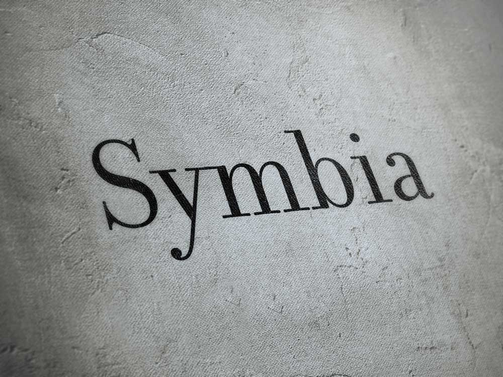 Symbia AS, logo