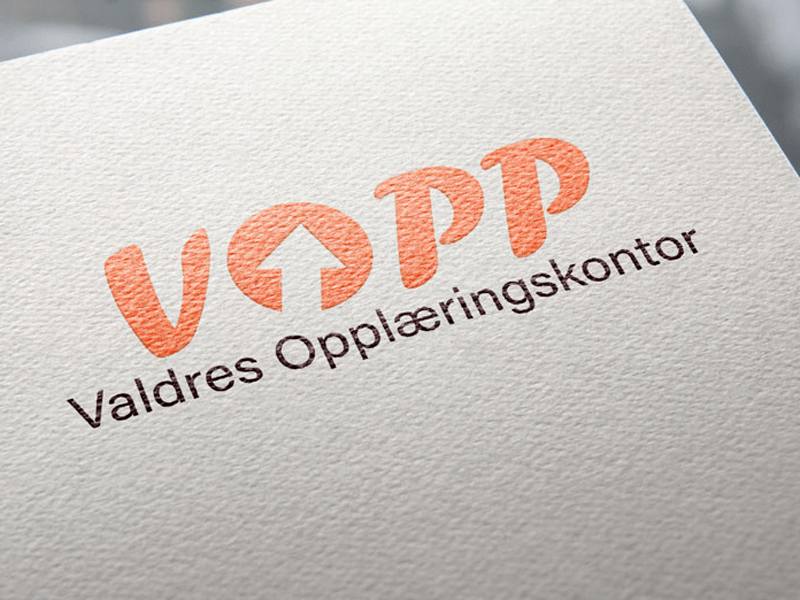 Valdres Opplæringskontor, logo
