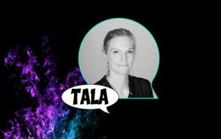 TALA sin nye grafiske designer, Elin Spildrejorde Tystad