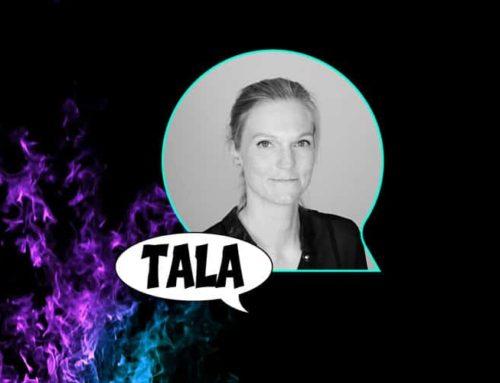 Vår nye grafiske designer i Valdres og Hallingdal