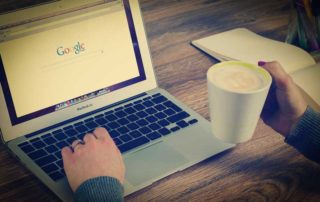 SEO og synlige nettsider digitalt, med fokus på Google