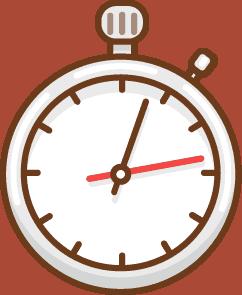 Tidtaker - hvor mye tid sparer du egentlig med en markedsplan?