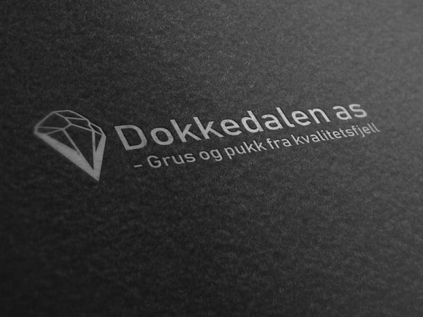 Dokkedalen AS, logo
