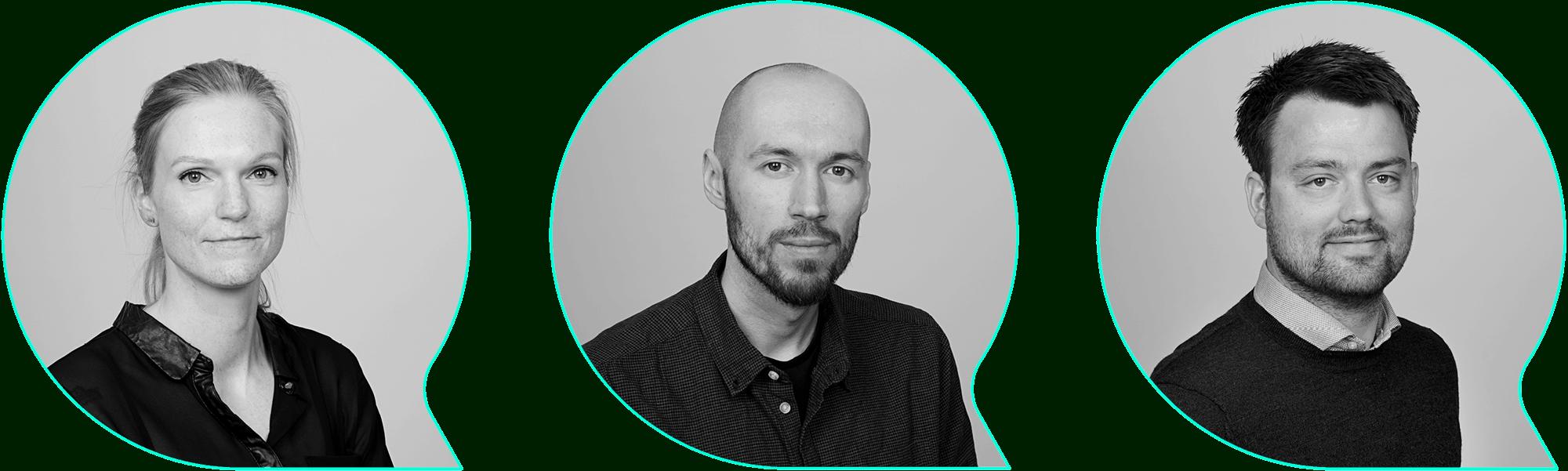 Elin S. Tystad | Ben Ormstad | Simen V. Thorsrud