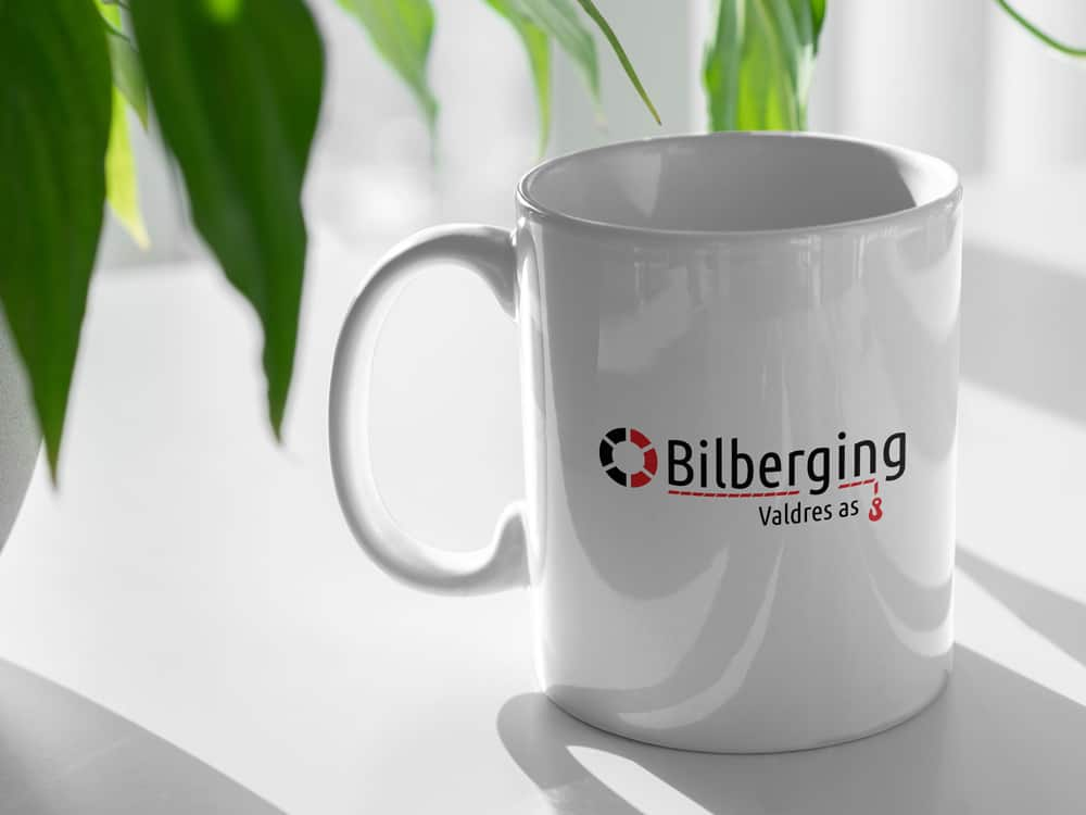 Bilberging Valdres AS, logo