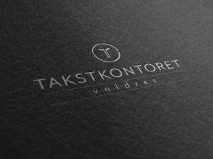 Hvit logo- Takstkontoret Valdres AS