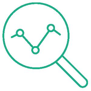 Analytisk nettside, hvor du kan spore markedsføring og hvem som besøker nettsiden din