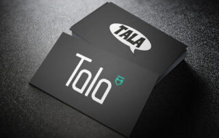 TALA med ny logo og profil, 2020